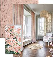 Ніжна весняна палітра в новій колекції текстилю від Prestigious Textiles