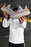 Чоловічі Кросівки в стилі Adidas Yeezy Boost 350 v2 Всі Розміри, фото 1