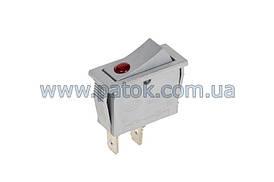 Выключатель для обогревателя 16A 250V