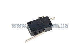 Микропереключатель для обогревателя 16A 250V