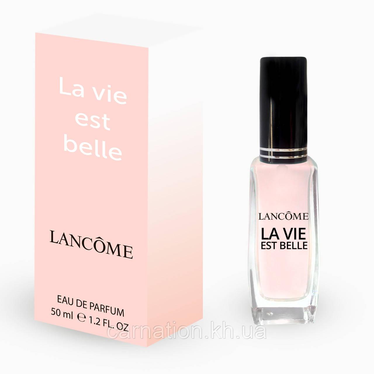 Женский мини парфюм  Lancome La Vie Est Belle 50 мл