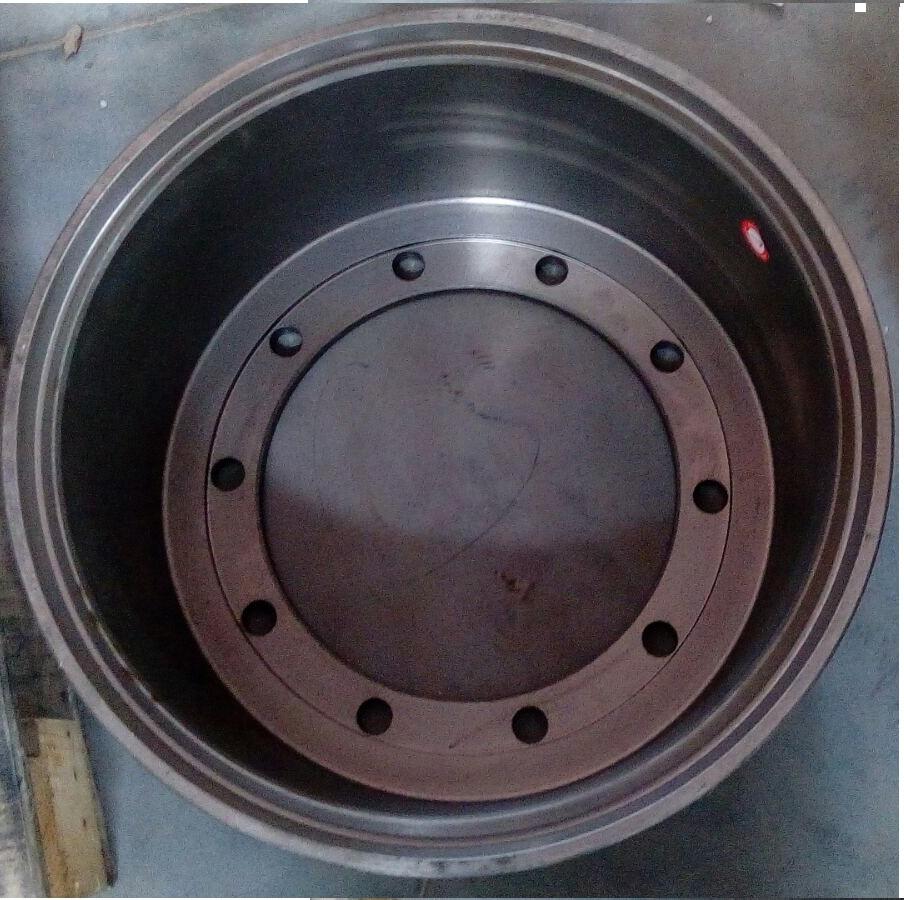 Барабан тормозной  тормозной BPW 0310967190  (под забивную шпильку)