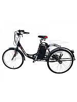 """Электровелосипед дорожный трехколесный 26"""" Kelb.Bike 350W+PAS, фото 1"""