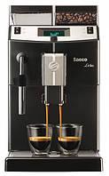 Кофеварка Saeco Lirika Philips RI-9840-01-black
