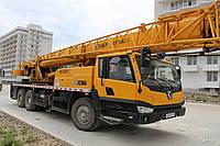 Послуги - Оренда автокрана 25 тонн Київ