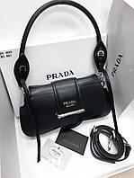 Женская сумка Prada черная