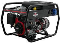 Однофазный бензиновый генератор AGT 4500 EAG (4,2 кВт)