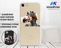 Силиконовый чехол для Apple Iphone XR Лана Дел Рей - Ренессанс (Renaissance Lana Del Ray) (4025-3404)