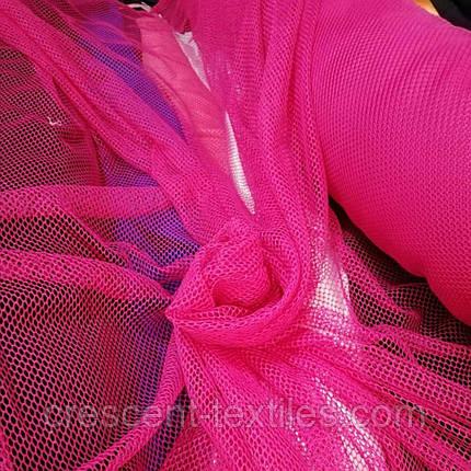 Сетка Крупная (Купальник) Розовый, фото 2