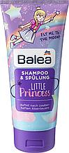 Детский шампунь и кондиционер Balea  Kids Little Princess 200мл