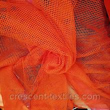 Сетка Крупная (Купальник) Оранжевый