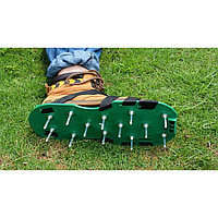 Аэратор ножной для газона, сандалии // PALISAD 644988