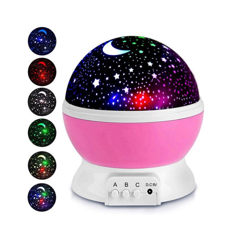 Ночник-проектор звездное небо Star Master Dream - купить ...