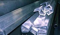 Алюминиевый уголок равносторонний 10x10x1 АД31Т5 анодированый