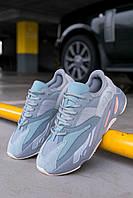 Мужские Кроссовки в стиле Adidas Yeezy Boost 700 v2 Рефлективные вставки, фото 1