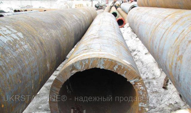 Труба стальная бесшовная БШ ф 57х6, 0 ст.45 ст.20 ГОСТ8732-78 доставка по Украине от компании ТОВ УКРСТАРЛАЙН, Украина ТД  - купить со скидкой