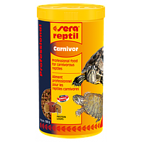 Sera Reptil Professional Carnivor корм для плотоядных рептилий, 1000 мл