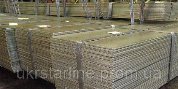 Лист технический AISI 430 BА 1,5х1000х2000 мм плёнка, матовый. Есть другие размеры.