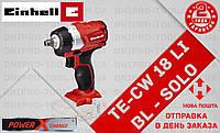 (Power-X-Change) Ударный аккумуляторный гайковерт бесщеточный Einhell TE-CW 18 Li BL