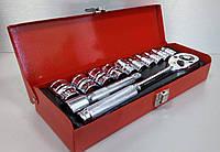 Набір ручного інструменту LTL10098 в металічному кейсі