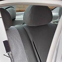 Авточохли на сидіння Mitsubishi Lancer X Sedan 1.6 з 2007 р.