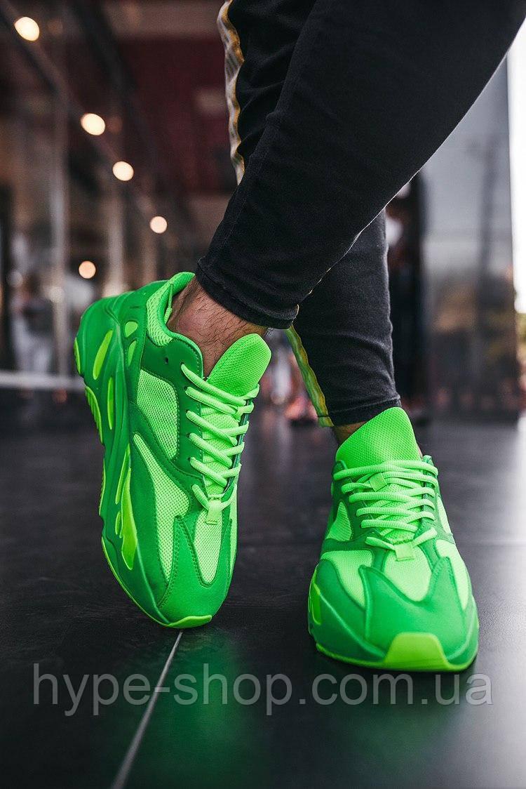 Мужские Кроссовки в стиле Adidas Yeezy Boost 700 v2 Рефлективные вставки