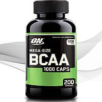 Незаменимые аминокислоты Optimum Nutrition Bcaa 1000 200 caps