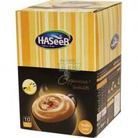 Капучино Haseeb со вкусом ванили 10шт.