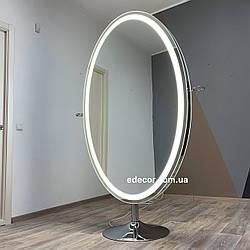 Зеркало парикмахерское двустороннее Diamond