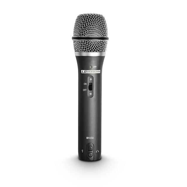 Динамический вокальный микрофон LD Systems D1USB