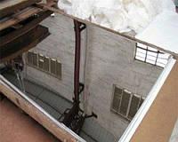 Лист нержавеющий AISI 430 5Х1250Х2500 мм 2B+PVC полированый, матовый, шлифованный от 0.4 мм до 10 мм
