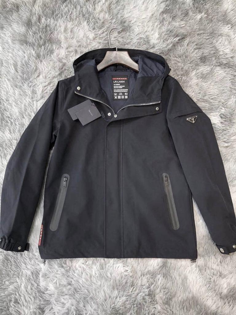 Чоловіча куртка від Prada