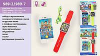 Интерактивные часы и музыкальный телефон