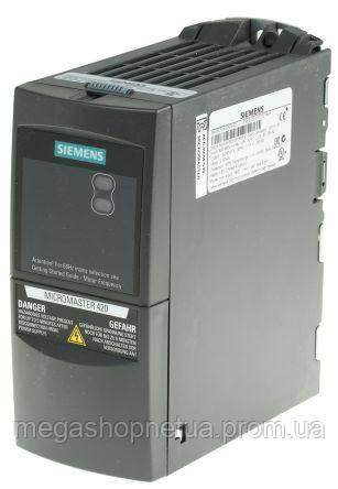 6SE6420-2UD13-7AA1 SIEMENS Micromaster 420 0,37kW