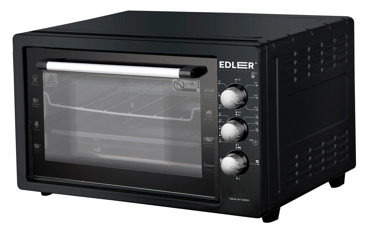 Електропіч Edler EO-5003BL 1500 Вт 40 л