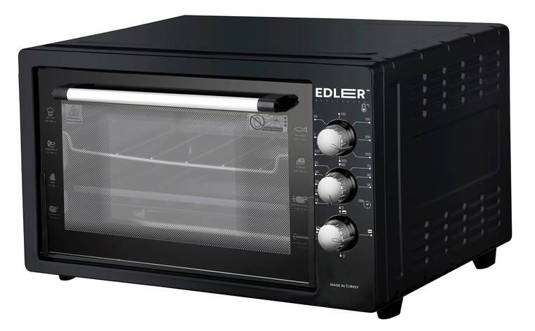 Електропіч Edler EO-5003BL 1500 Вт 40 л, фото 2