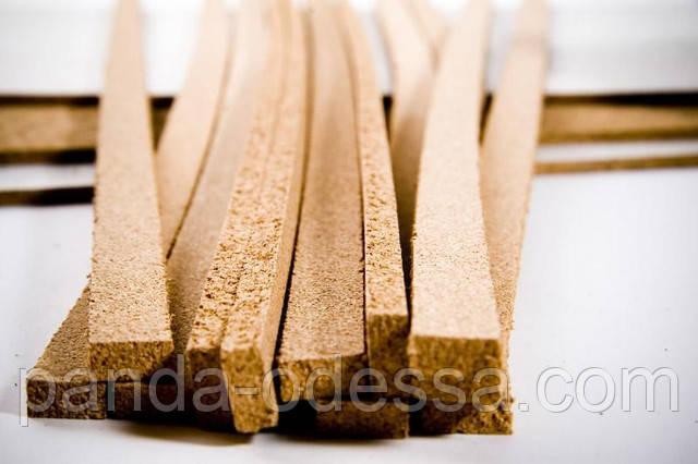 Пробковый порожек компенсатор для стыков между ламинатом и плиткой