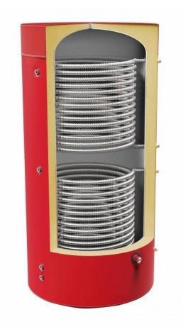 Теплоаккумулятор BakiLux АБН-2-2000lс изоляцией