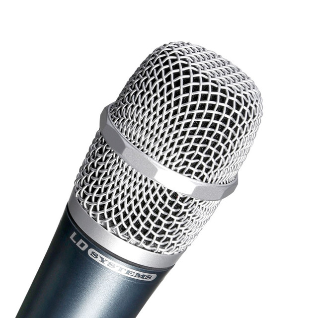 Конденсаторный вокальный микрофон LD Systems D1011