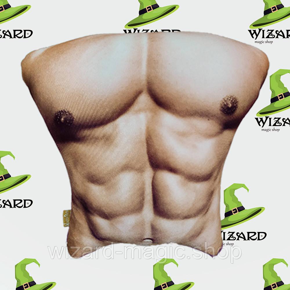Подушка мужской Торс