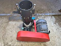 Гранулятор комбикорма ПГУ, подвижная матрица 150 мм, 120 кг/час, 4 кВт, 220В