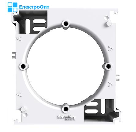 Коробка для зовнішнього монтажу додаткова білий EPH6100221 ASFORA Schneider, фото 2