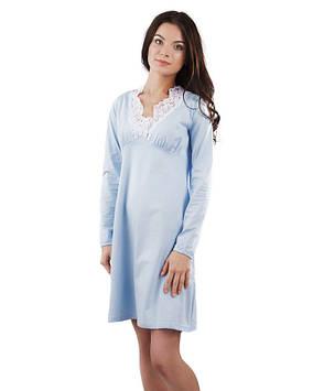 Красива нічна сорочка з 100% бавовни (XS-2XL)