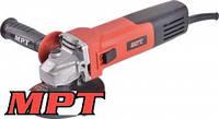 MPT MPT  Машина углошлифовальная PROFI 125 мм, 800 Вт, 11000 об/мин, подшипники NSK, Арт.: MAG8003