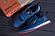 Кроссовки летние мужские сетка Jordan blue (реплика), фото 4