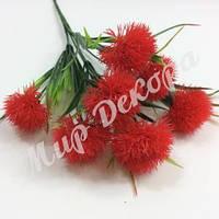 Трава расторопши, красная, 35 см