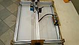 Лазерний гравер, гравер з ЧПУ, лазерний верстат, гравірувальний верстат 1 Вт. Поле 20*30 см, фото 5