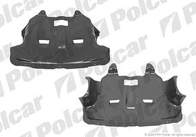 Защита двигателя Fiat Doblo 00-09 (468112060, 467452)