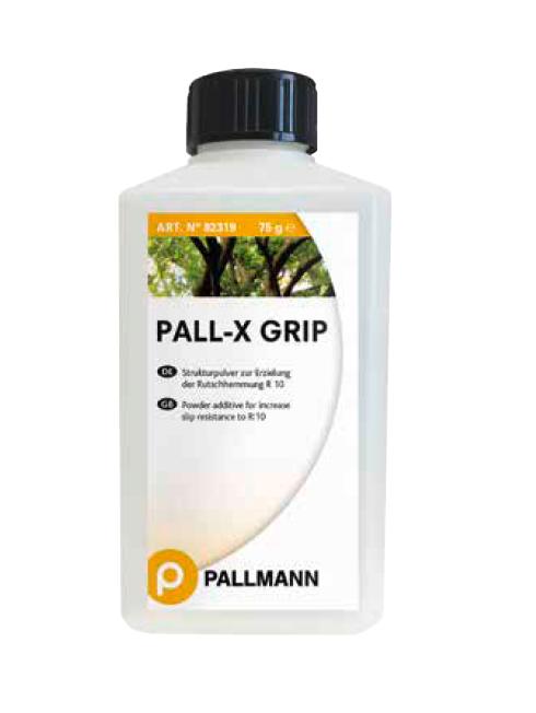 Порошок для лаку Pallmann PALL-X GRIP п/мат, матовий