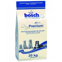 Сухой корм для собак  Bosch Dog Premium Бош Дог премиум с курицей, 20 кг